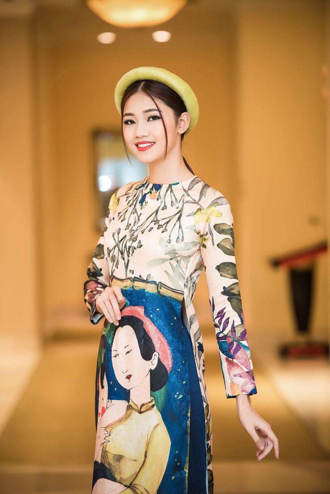 Dàn Hoa hậu, Á hậu gửi lời chúc và đặt cược vào chiến thắng của Hương Giang tại Hoa hậu Chuyển giới Quốc tế - Ảnh 7.