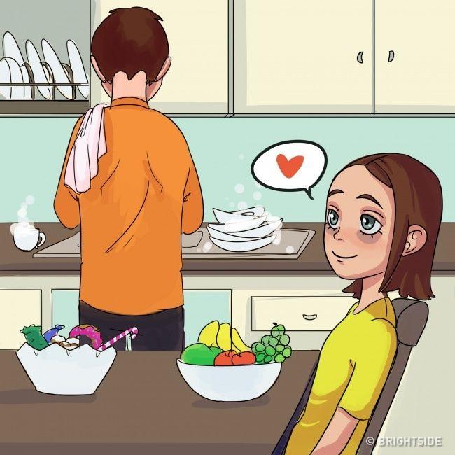 Những cách cư xử tuyệt vời trong tình yêu bạn nên có