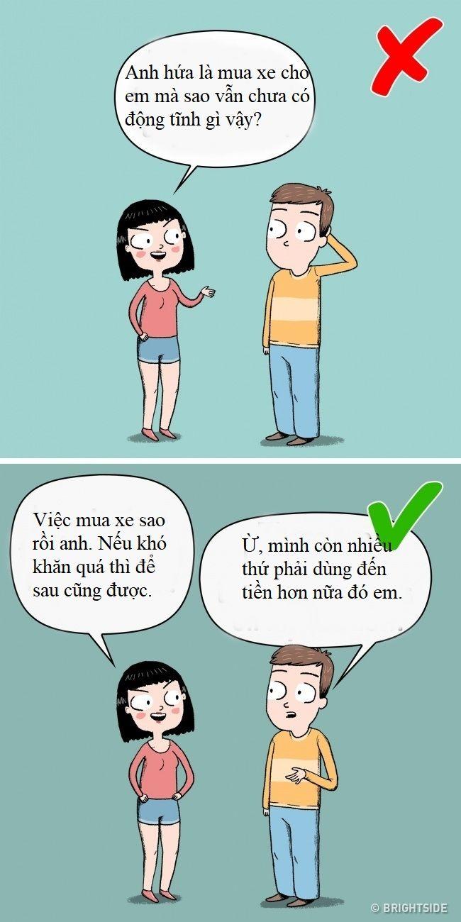 10 điều chúng ta không nên để người khác dắt mũi