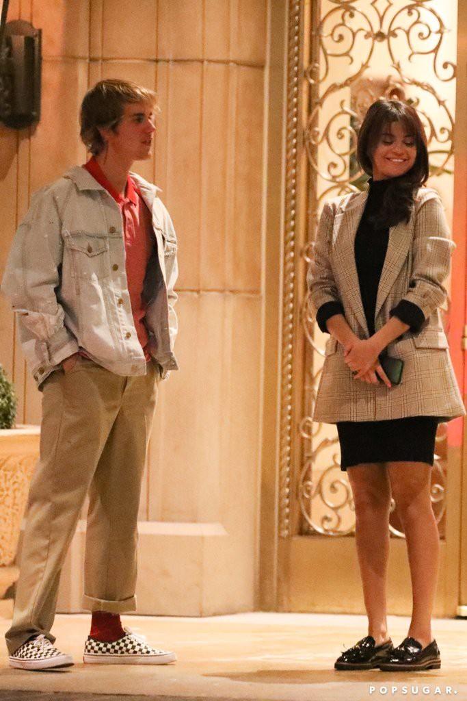 Justin qua đêm cùng cô gái khác, nhưng trái tim vẫn luôn hướng về Selena? - Ảnh 2.