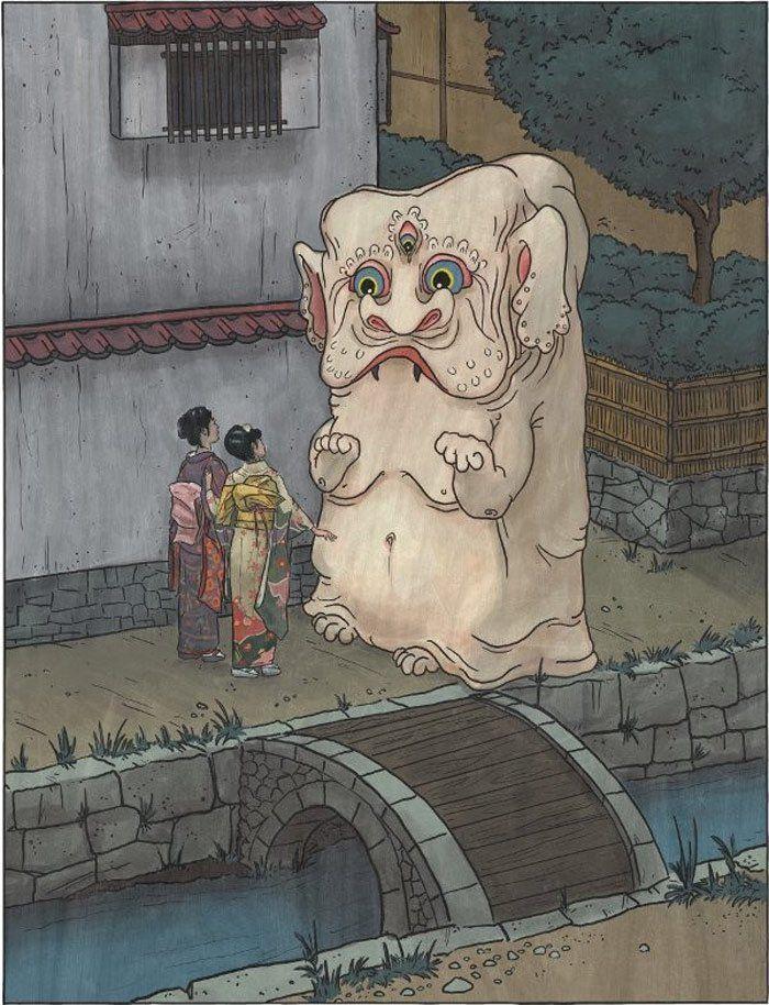 7 câu chuyện truyền thuyết xứ Hoa Anh Đào (Mặt Trời Mọc)