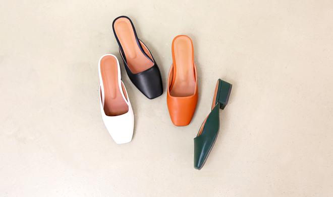 Không phải sneaker, giày khuyết gót là món đồ nàng công sở cần sắm ngay trong hè này - Ảnh 8.