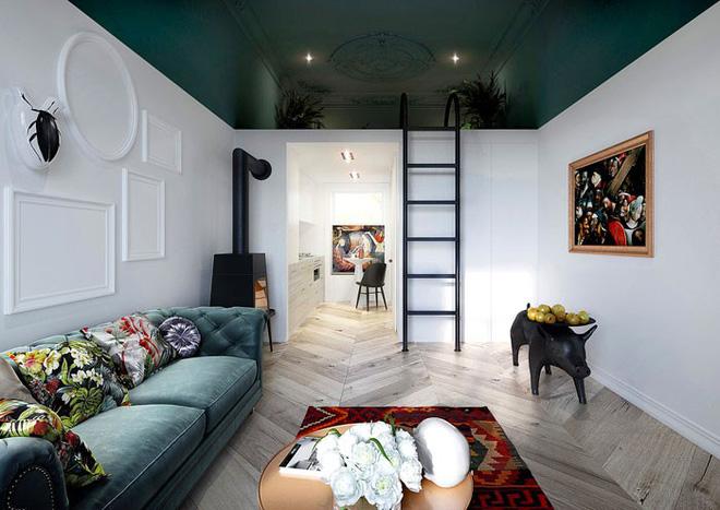 Chuyên gia tư vấn những món đồ nên sắm cho căn hộ nhỏ gọn gàng, tiện lợi - Ảnh 1.