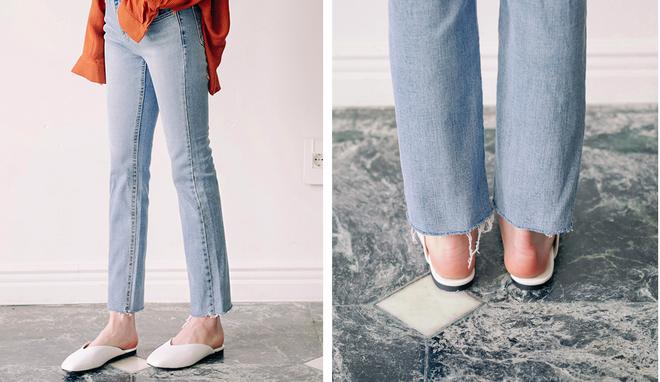 Không phải sneaker, giày khuyết gót là món đồ nàng công sở cần sắm ngay trong hè này - Ảnh 14.