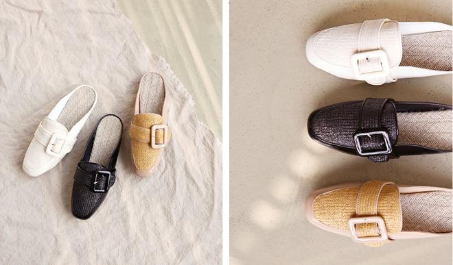 Không phải sneaker, giày khuyết gót là món đồ nàng công sở cần sắm ngay trong hè này - Ảnh 25.