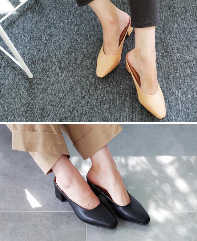 Không phải sneaker, giày khuyết gót là món đồ nàng công sở cần sắm ngay trong hè này - Ảnh 11.
