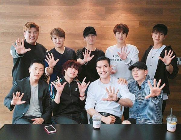 Super Junior ấn định comeback vào tháng 4