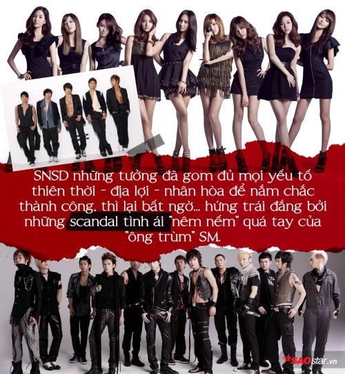 Từ Black Ocean 10 năm trước, không phải DBSK, SNSD hay Super Junior: Thời gian mới là 'trùm cuối'! 1