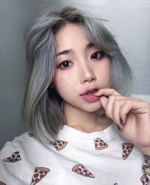10 màu tóc nhuộm đẹp tôn da cho nữ hot nhất 2018
