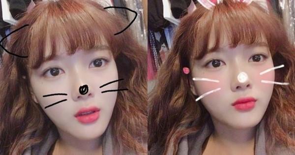 Kim Yoo Jung khoe vẻ đáng yêu với tóc mái ngố được uốn xoăn nhẹ