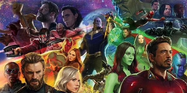 Avengers 3 khiến các phim ra mắt trong tháng này phải ái ngại 20