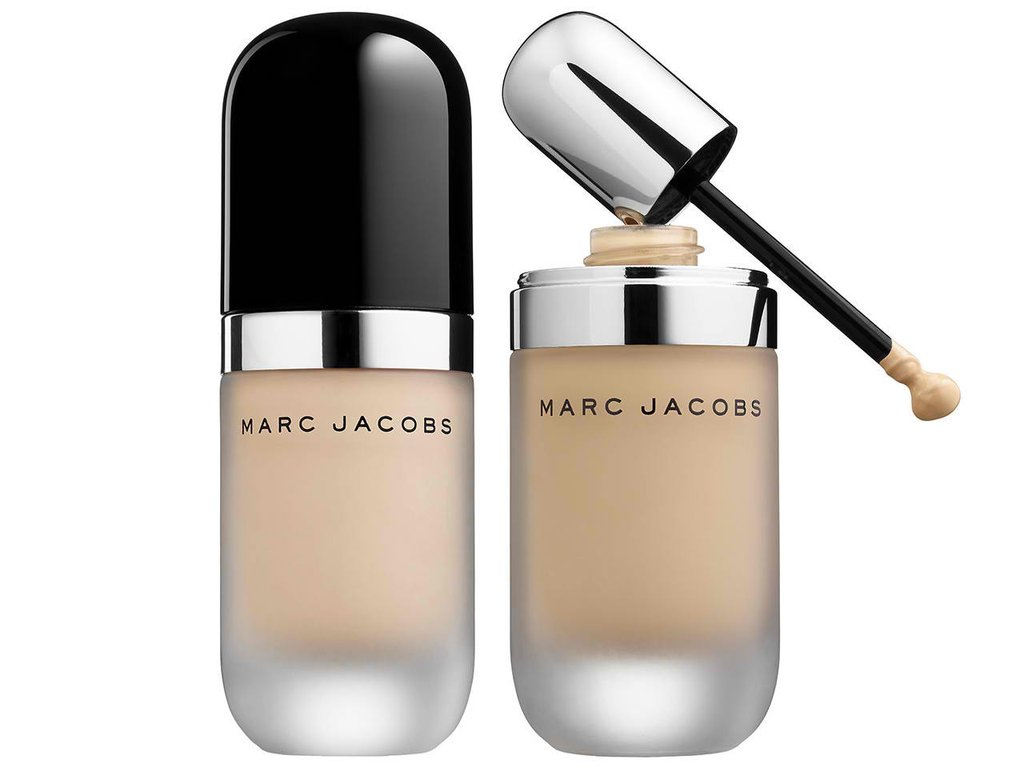 Kem nền lâu trôi Marc Jacob Re(Marc)able Full Cover Concentrate Foundation 10