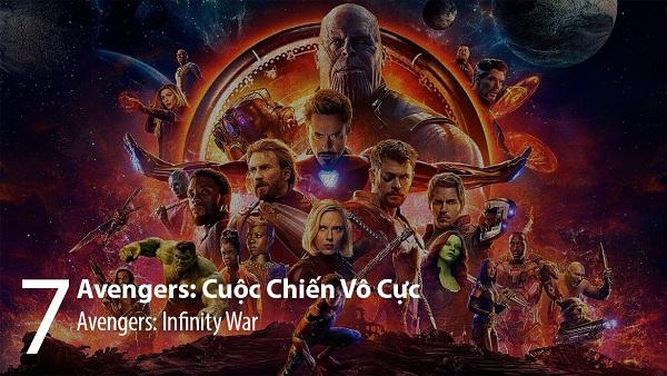 Avengers 3 khiến các phim ra mắt trong tháng này phải ái ngại 18