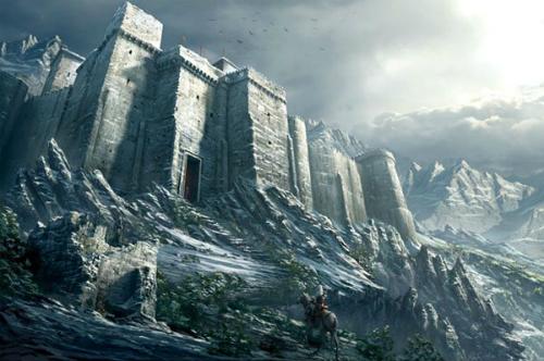 Lâu đài từng là nơi ở cũng những kẻ sát thủ máu lạnh, nằm cách Hama 45 km về phía tây.Ảnh: En.