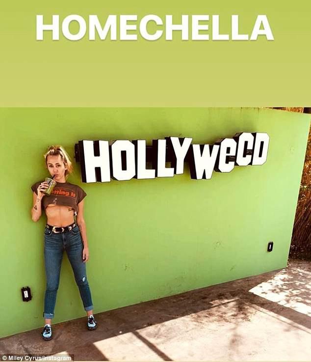Cuộc chiến body bất phân thắng bại tại Coachella 2018: Gigi, Miley hay Kendall đều quá đẳng cấp! - Ảnh 6.