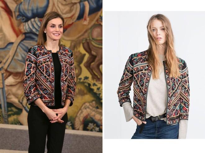Trang phục giúp Hoàng hậu Letizia tỏa sáng không thể thiếu những món đồ đến từ thương hiệu Zara  - Ảnh 10.