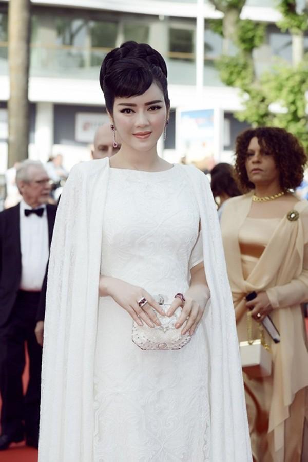 Lý Nhã Kỳ: Từ thảm họa tới biểu tượng thời trang Việt Nam ít ai sánh kịp - Ảnh 12.