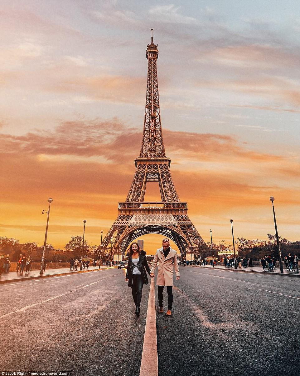 Mới 23 tuổi, cặp đôi được trả lương 6 con số để chu du khắp thế giới và cho ra đời những bức ảnh đẹp mê đắm - Ảnh 10.