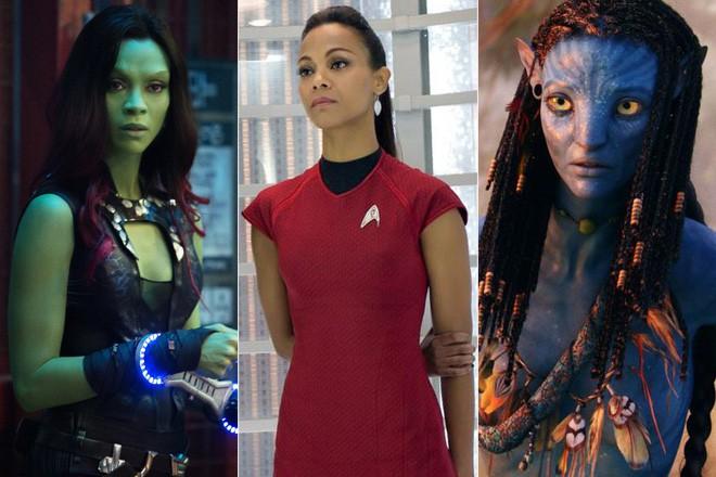Zoe Saldana đã giảm cân, giữ dáng bằng cách nào để có màn lột xác mạnh mẽ trong bom tấn Avenger? - Ảnh 3.