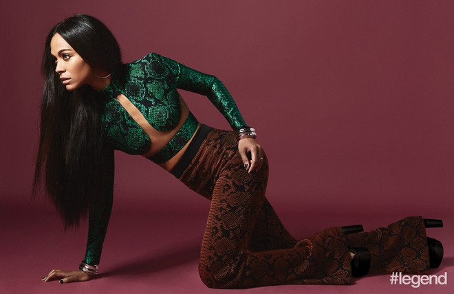 Zoe Saldana đã giảm cân, giữ dáng bằng cách nào để có màn lột xác mạnh mẽ trong bom tấn Avenger? - Ảnh 7.