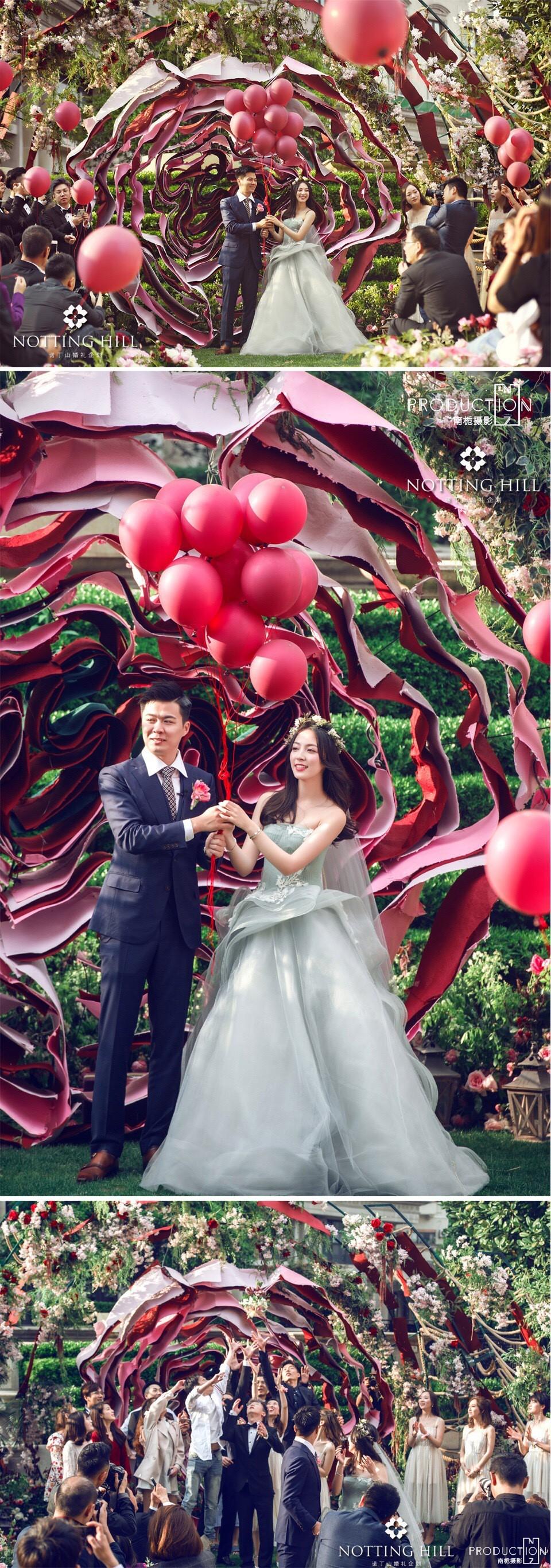 Câu chuyện ngôn tình và đám cưới như mơ của mỹ nữ được mệnh danh là chị đẹp trên Tik Tok Trung Quốc - Ảnh 12.