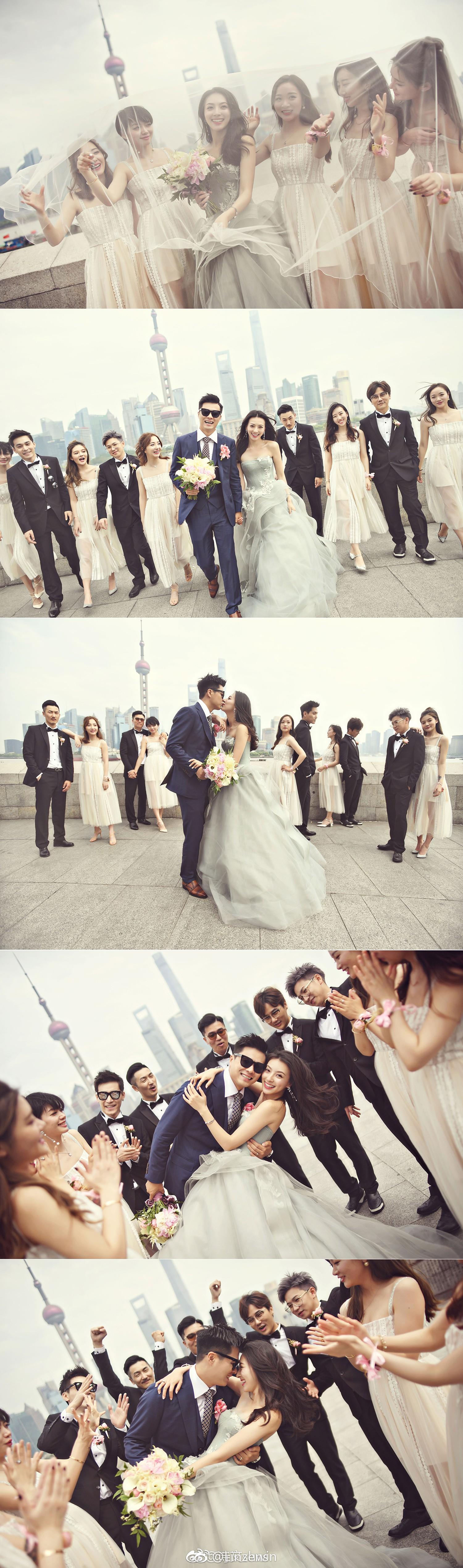 Câu chuyện ngôn tình và đám cưới như mơ của mỹ nữ được mệnh danh là chị đẹp trên Tik Tok Trung Quốc - Ảnh 11.