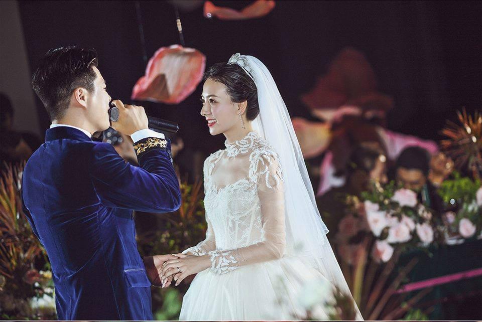 Câu chuyện ngôn tình và đám cưới như mơ của mỹ nữ được mệnh danh là chị đẹp trên Tik Tok Trung Quốc - Ảnh 13.