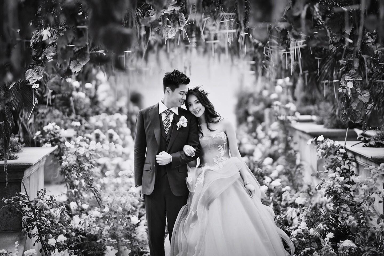 Câu chuyện ngôn tình và đám cưới như mơ của mỹ nữ được mệnh danh là chị đẹp trên Tik Tok Trung Quốc - Ảnh 16.