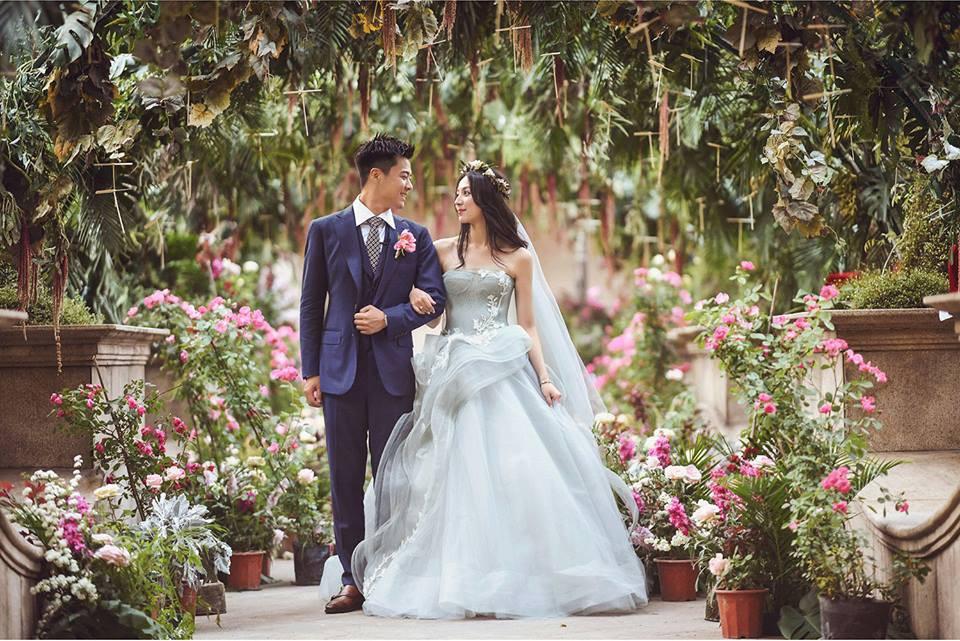 Câu chuyện ngôn tình và đám cưới như mơ của mỹ nữ được mệnh danh là chị đẹp trên Tik Tok Trung Quốc - Ảnh 4.