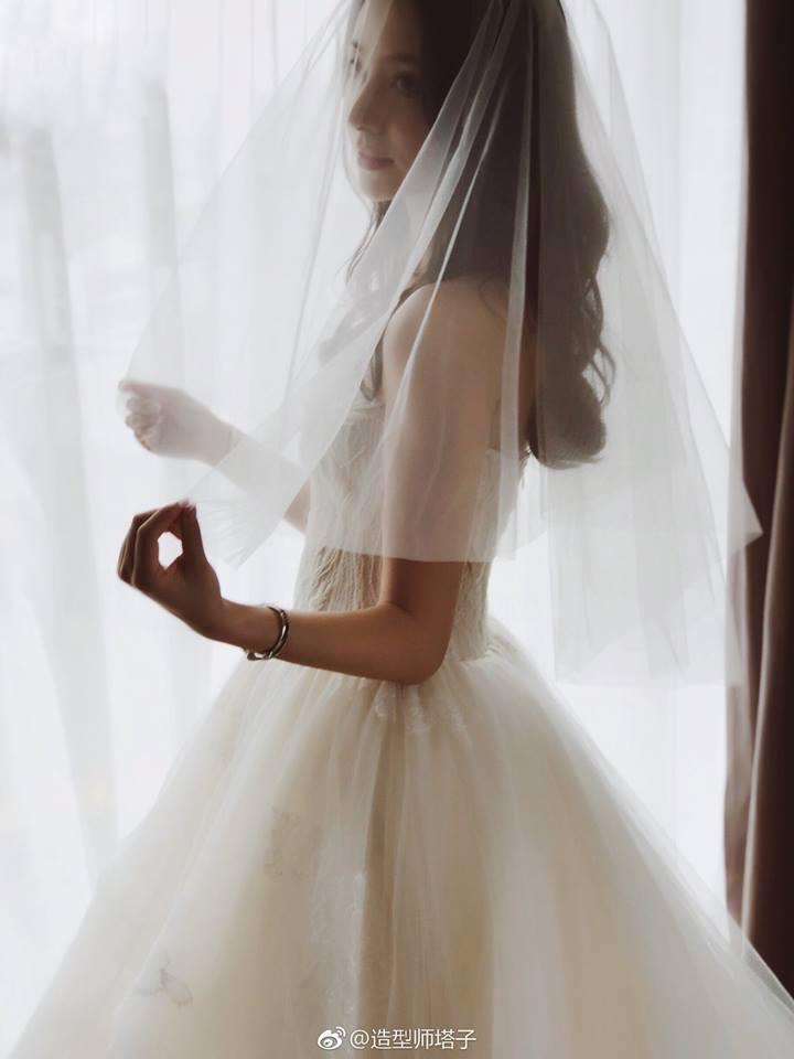 Câu chuyện ngôn tình và đám cưới như mơ của mỹ nữ được mệnh danh là chị đẹp trên Tik Tok Trung Quốc - Ảnh 9.