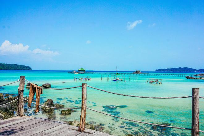 Không chỉ có Angkor Wat, Campuchia còn có 5 hòn đảo đẹp tựa thiên đường - Ảnh 3.