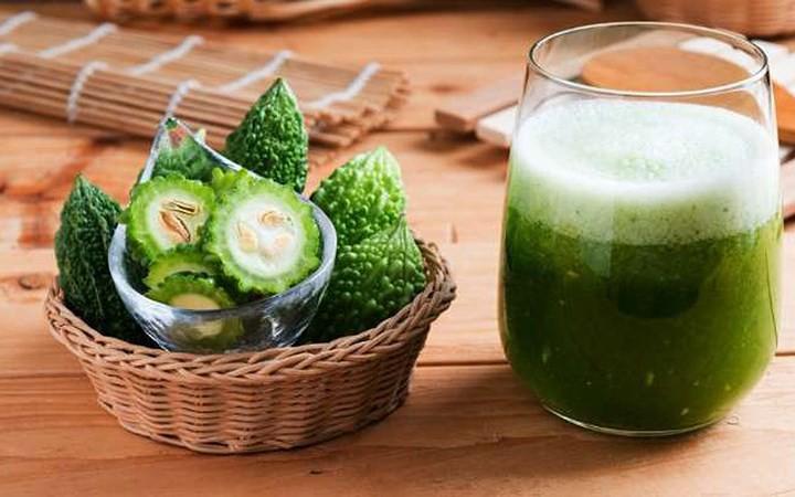 Nước ép mướp đắng cực tốt cho người bệnh tiểu đường và muốn giảm cân - Ảnh 12.