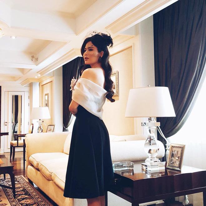 Nhan sắc trẻ đẹp bất chấp thời gian của Hoa hậu Việt Nam 1994 Nguyễn Thu Thủy sau 24 năm đăng quang - Ảnh 10.