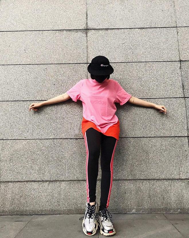 Tuần của màu hồng: Sao Việt ăn diện gọn nhẹ, thoải mái trong khi sao thế giới lên đồ cool hết nấc! - Ảnh 3.