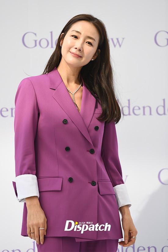 Lần đầu xuất hiện chính thức sau cưới, đại mỹ nhân Choi Ji Woo như bà hoàng tại sự kiện - Ảnh 7.