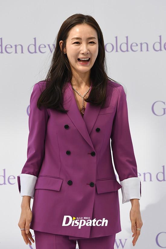 Lần đầu xuất hiện chính thức sau cưới, đại mỹ nhân Choi Ji Woo như bà hoàng tại sự kiện - Ảnh 6.