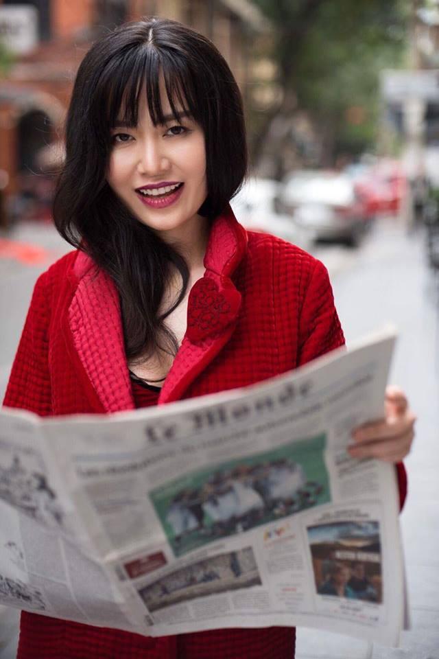 Nhan sắc trẻ đẹp bất chấp thời gian của Hoa hậu Việt Nam 1994 Nguyễn Thu Thủy sau 24 năm đăng quang - Ảnh 5.