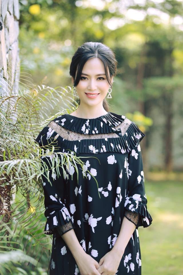 Nhan sắc trẻ đẹp bất chấp thời gian của Hoa hậu Việt Nam 1994 Nguyễn Thu Thủy sau 24 năm đăng quang - Ảnh 8.