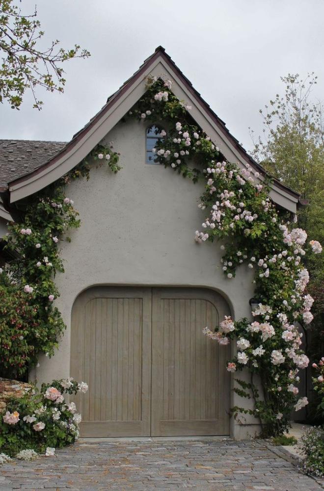 Những bức ảnh này sẽ cho bạn thấy, nhà chỉ cần một khóm hồng, bất kỳ góc nào cũng đều ngọt ngào  - Ảnh 9.