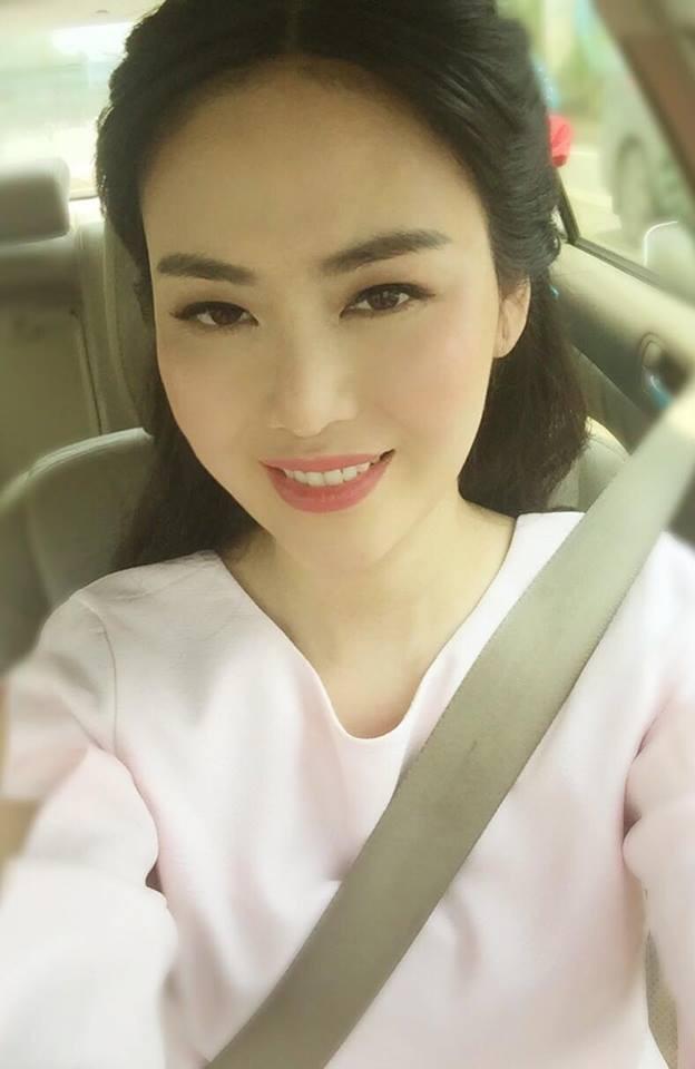 Nhan sắc trẻ đẹp bất chấp thời gian của Hoa hậu Việt Nam 1994 Nguyễn Thu Thủy sau 24 năm đăng quang - Ảnh 6.