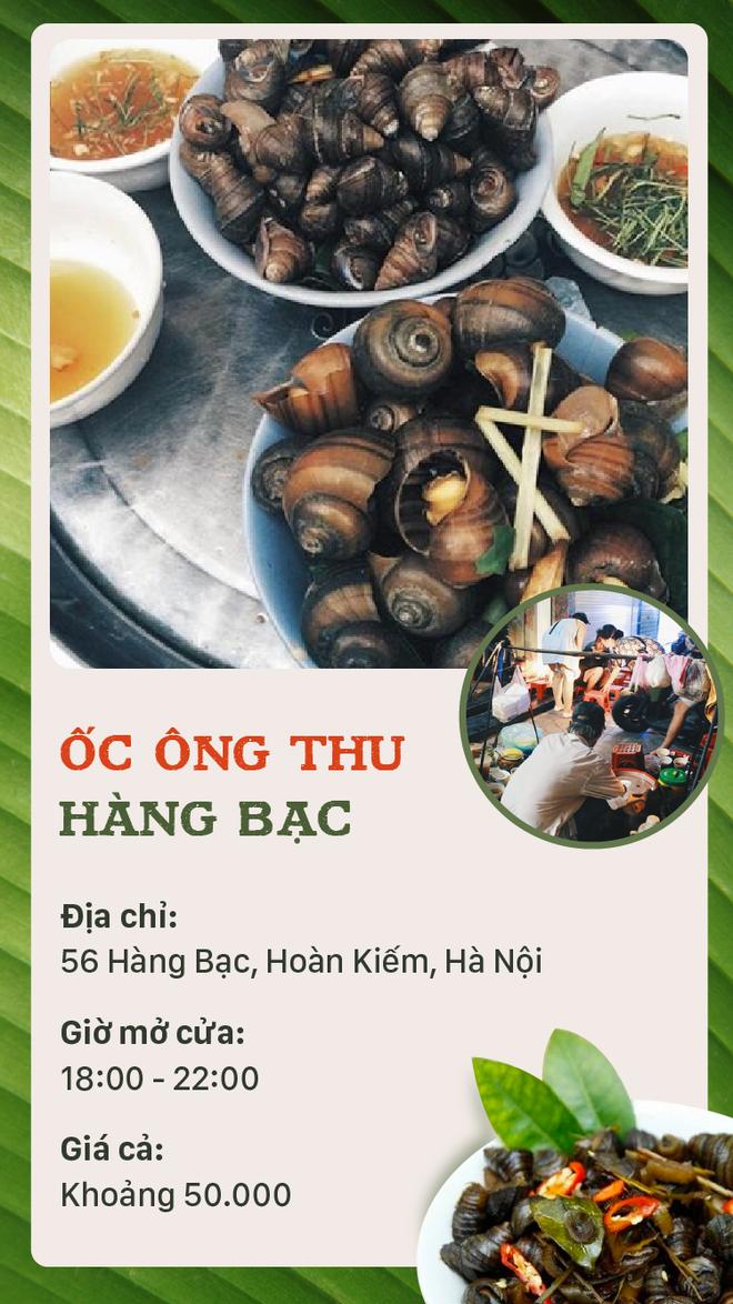 Buổi tối mát trời thì tranh thủ rủ nhau đi ăn ốc thôi, có cả list quán ở Hà Nội rồi đây - Ảnh 7.