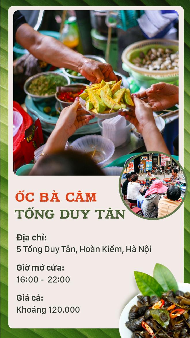 Buổi tối mát trời thì tranh thủ rủ nhau đi ăn ốc thôi, có cả list quán ở Hà Nội rồi đây - Ảnh 6.