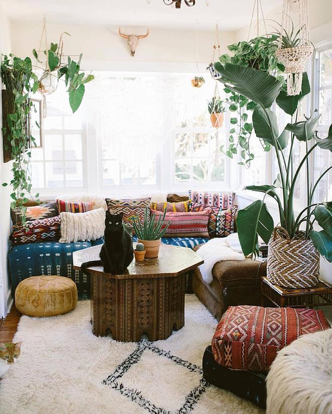 Mỗi khi hè sang là nhà nhà lại muốn có một căn phòng khách như thế này - Ảnh 11.
