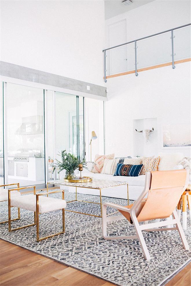 Mỗi khi hè sang là nhà nhà lại muốn có một căn phòng khách như thế này - Ảnh 13.