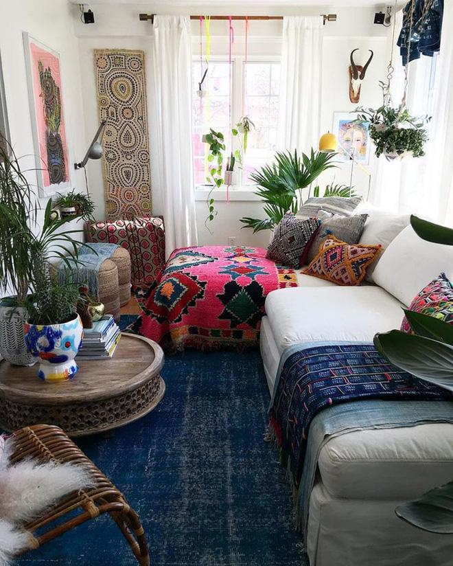 Mỗi khi hè sang là nhà nhà lại muốn có một căn phòng khách như thế này - Ảnh 10.