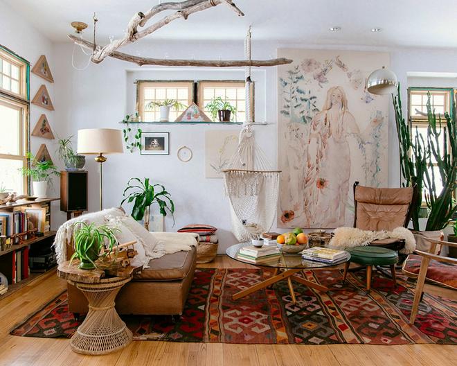 Mỗi khi hè sang là nhà nhà lại muốn có một căn phòng khách như thế này - Ảnh 3.