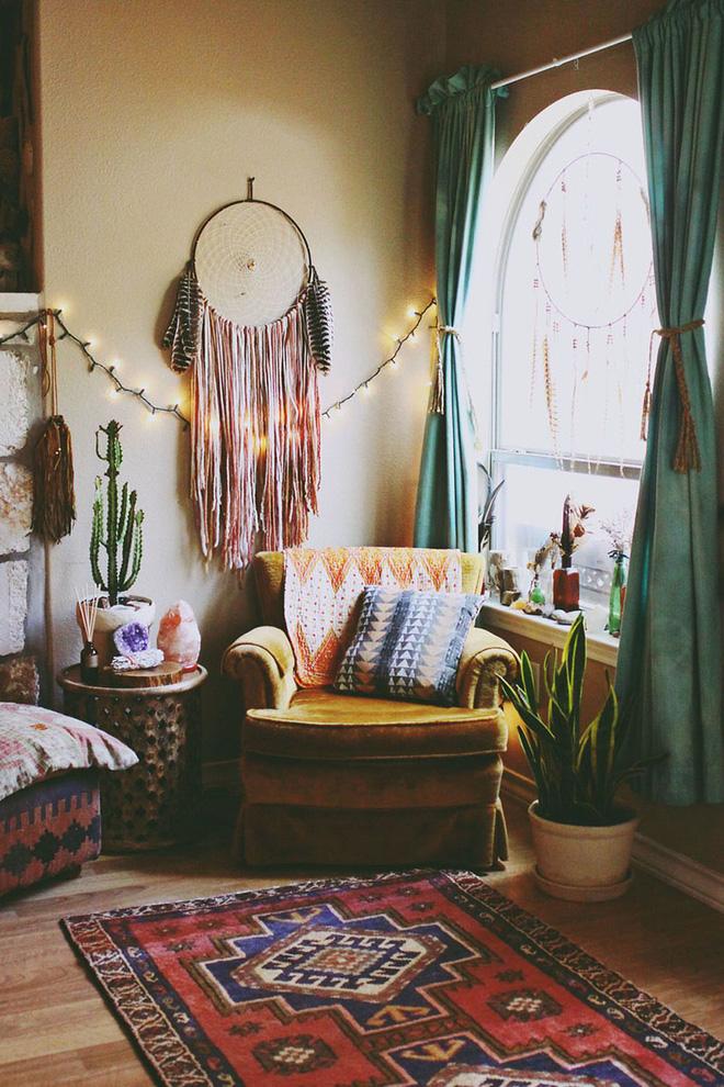 Mỗi khi hè sang là nhà nhà lại muốn có một căn phòng khách như thế này - Ảnh 6.