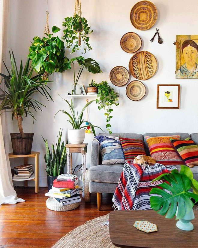 Mỗi khi hè sang là nhà nhà lại muốn có một căn phòng khách như thế này - Ảnh 12.