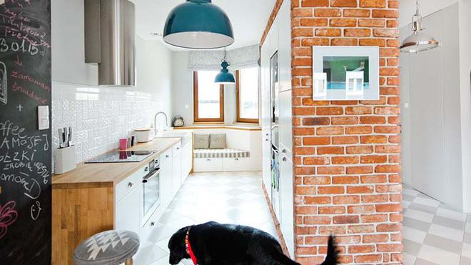 Đừng ngại nhà bếp nhỏ mà bỏ qua những chiếc đèn trang trí siêu xinh dưới đây - Ảnh 5.