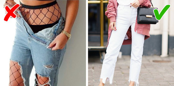 10 phong cách ăn mặc mà nhiều người cứ tưởng là mốt nhưng thực ra đang trên đà lỗi thời cả rồi - Ảnh 1.